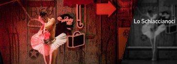 Lo Schiaccianoci . videoscenografie . Balletto di Roma . Prima Nazionale Teatro Quirino, Roma . in tourneè dal 2006