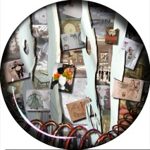 Racconto di una messa in scena . exhibit . Lo Schiaccianoci . Ente Nazionale del Balletto - Balletto di Roma . Foyer Teatro Quirino . Roma 2006.2007