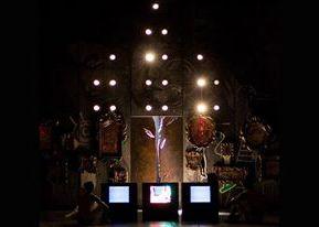 Lo Schiaccianoci . videoscenografie . Balletto di Roma . Teatro Quirino . Roma 2006