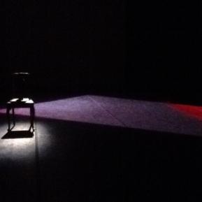 L'ultima madre . scenografia, video in scena . Teatro Vascello | Roma 2011