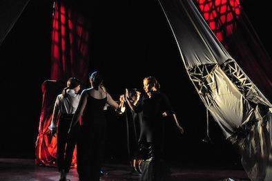 operaincorso#2: Donne allo specchio . Teatro Quarticciolo . Roma 2014