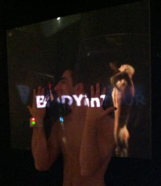 BodyInTour - performing media
