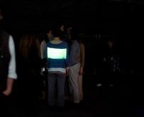Performer Digitale | Non importa dove - performance di danza interattiva, coreografia Ariella Vidach, regia Claudii Prati per AIEP, Tiziana Amicuzi per Urbanexperience, Fabbrica del Vapore, Milano 2011